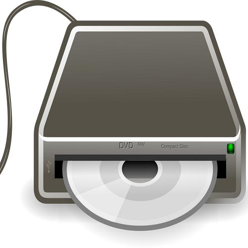 DVDドライブイメージ画像